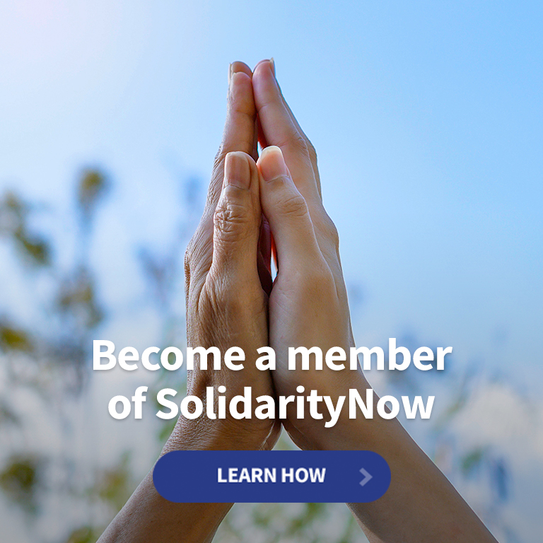 Become a member of SolidarityNow!